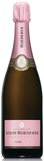 Louis Roederer Champagne Brut Rose 2007 750ml